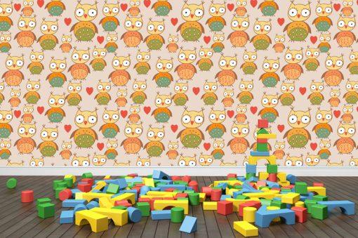 wallpaper-owl-light