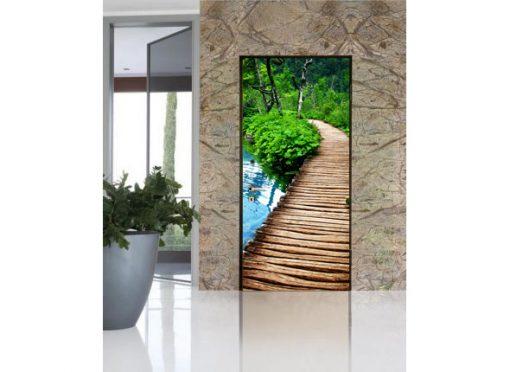 door_bridge_in_nature