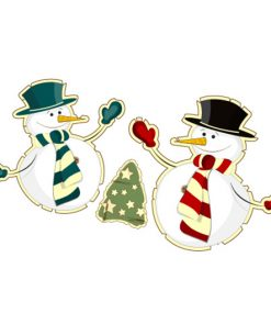 set-of-happy-snowmen-preview