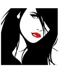 sticker-girl-with-lipstick-web
