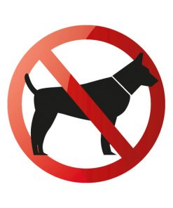 sticker-forbidden-for-dogs