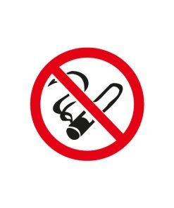 sticker-no-smoking