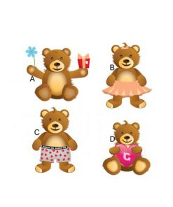 sticker-cute-bears