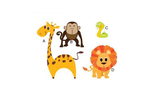 sticker-african-animals