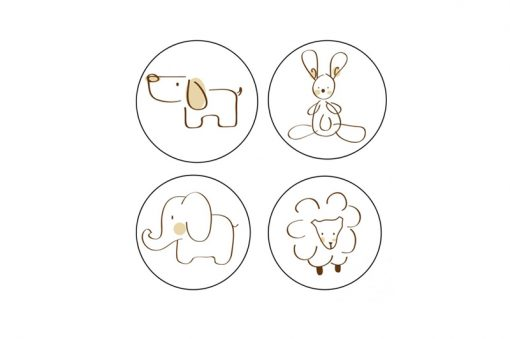 sticker-set-of-animals