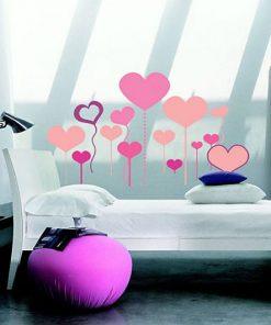 sticker-pink-hearts