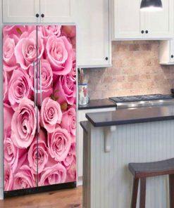 sticker-pink-roses
