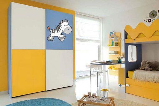 sticker-happy-zebra