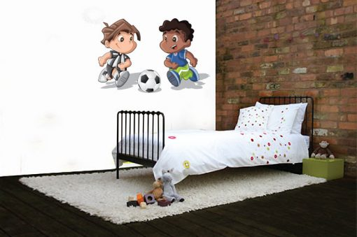 sticker-boys-playing-football
