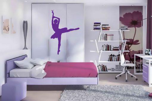 sticker-ballerina