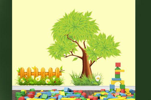 sticker-tree