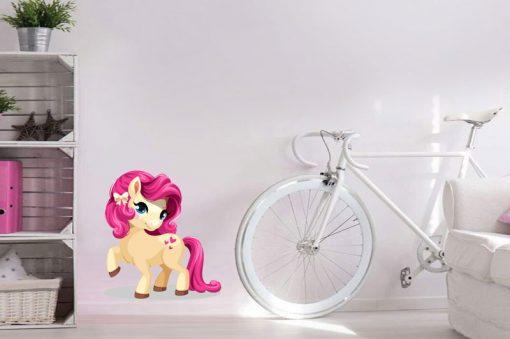 sticker-little-ponny