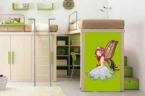 sticker-forest-fairy