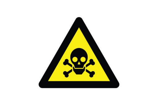 sticker-toxic-substance