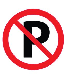 sticker-no-parking
