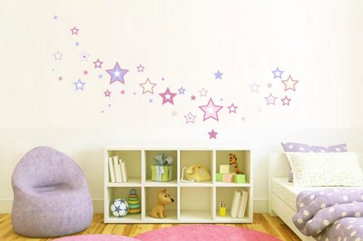 sticker-falling-stars