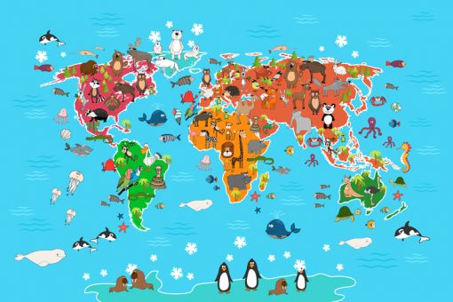 sticker-map