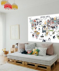 sticker-map-animal-world-preview