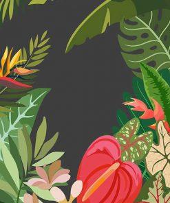 sticker tropica extravaganza image